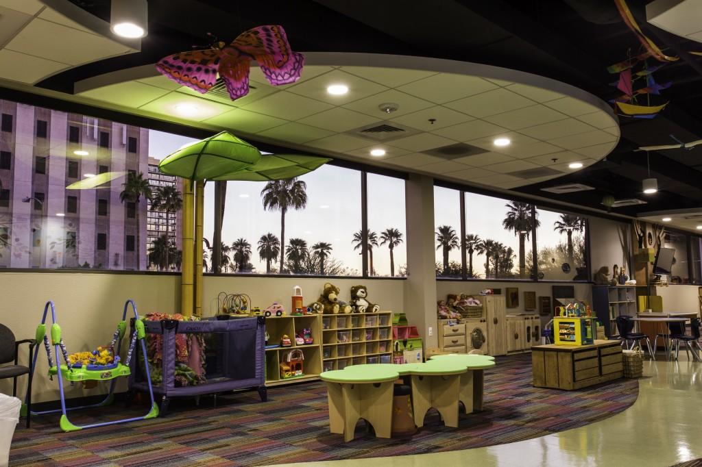 childhelp children u0026 39 s center of arizona dedicated to linda pope