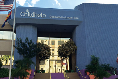 Childhelp Children's Center of Arizona Dedicated to Linda Pope