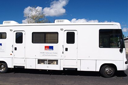 Childhelp Mobile Advocacy Center of Northern Arizona