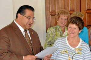 Inland Empire Chapter of Childhelp installs officers for 2015-16