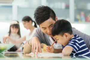 A New School Year = A New Dad Job