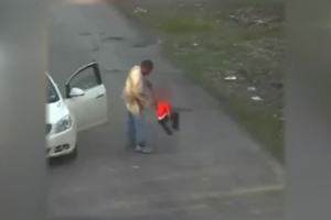 Caught on Video: Man Strikes Boy Over 60 Times