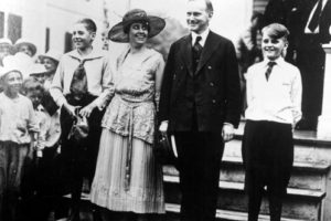 Calvin Coolidge: A Portrait in Fatherhood