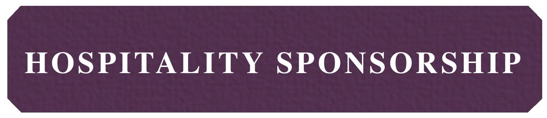 Hospitality Sponsorships