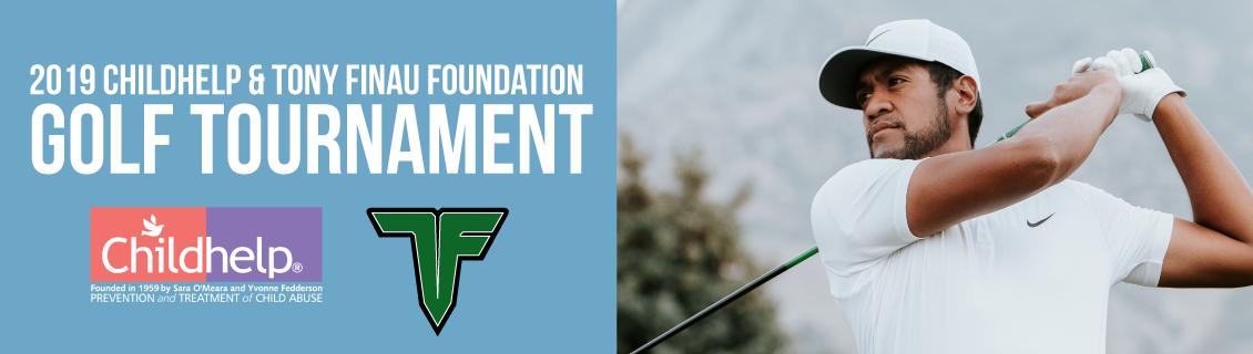 2019 Childhelp & Tony Finau Foundation Golf Tournament