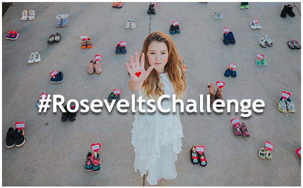 #RoseveltsChallenge