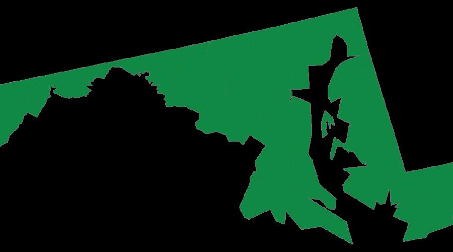 map-Maryland