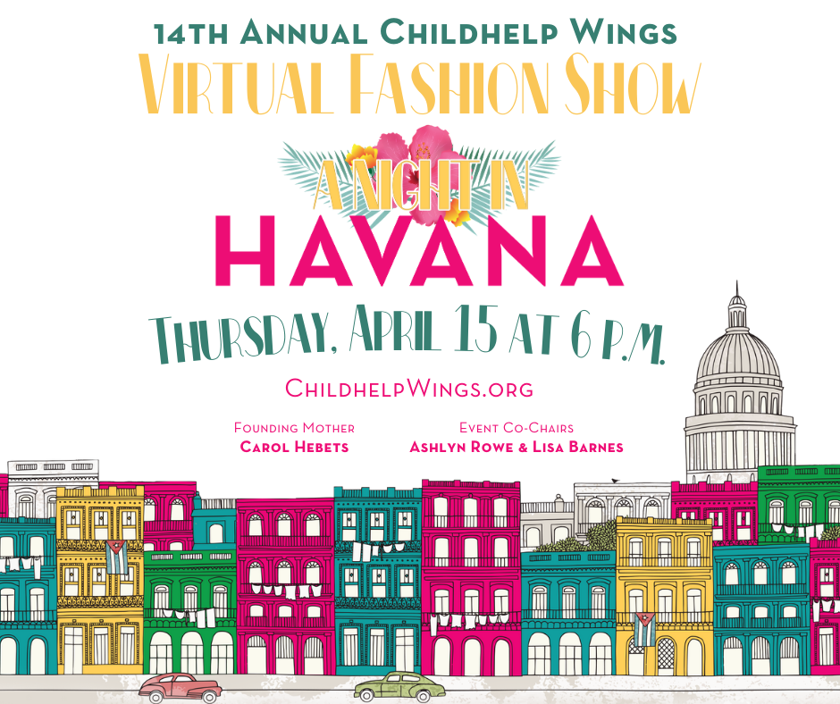 Childhelp Wings 2021 Virtual Fashion Show