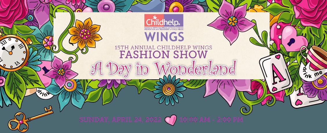 Childhelp Wings Fashion Show